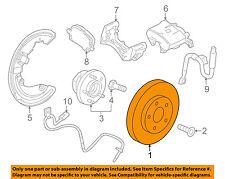 Chevrolet GM OEM 16-17 Camaro Front Brake-Disc Rotor 22991317