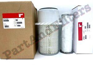 For Bobcat Air Filter Set S250 S300 S220 T250 T300 Skid Steer 6681474 6681475