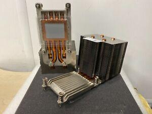 2 x DELL POWEREDGE R920 / R930 HEATSINK - FVT7F