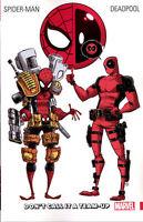 SPIDER-MAN / DEADPOOL VOL #0 DON'T CALL IT A TEAM-UP TPB Marvel Comics TP 272 PG