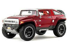 Hummer HX Concept Red 1:18 Diecast Model Car