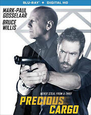 PRECIOUS CARGO  BLU-RAY (Bruce Willis) NEW/SEALED..