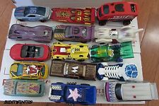 HOT WHEELS MATCHBOX LOT OF 60 LOOSE CAR 001 PORSCHE BMW MAZDA CORVETTE W+