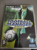 Football Manager 2007 (PC Mac CD-ROM) SEGA