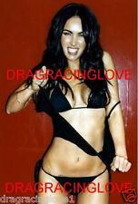 "Gorgeous Actress ""Megan Fox"" SEXY Bikini ""Ripping Her Shirt"" ""Pin-Up"" PHOTO!"