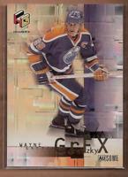 1999-00 Upper Deck HoloGrFx Gretzky GrFx Ausome #GG1 Wayne Gretzky