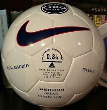 Nike Geo Champions League 1998 Finale size 5