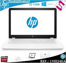 "PORTATIL HP 15-BS036NS I5 7200U 15.6"" W10 8GB DDR4 1TB 2,5GHZ AMD RADEON 520 2GB"