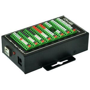Arduino MEGA2560 Screw Terminal Block Breakout Module with Aluminum Enclosure