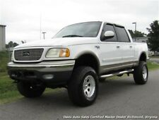 2001 Ford F-150 Lariat Lifted 4X4 SuperCrew Sh