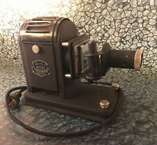 Vintage Noris Trumpf Slide Projector movie film viewer WWII 1940's drumpf trump