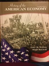History of the American Economy 12th edition, textbook