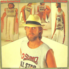 """MIKE RUTHERFORD """"ACTING VERY STRANGE""""  lp USA mint"""