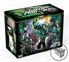 Large Comic Book Hard Box Chest MDF Green Arrow