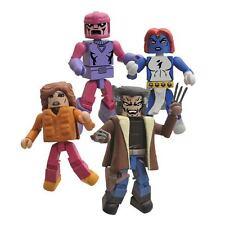 Minimates Diamond Select marvel legends X-Men Marvel Days of Future Past
