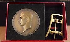 Médaille Belge Belgique Exposition Nationale 1949 Belgium par Devreese Medal 铜牌