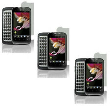 3 x Clear Custom Cut Screen Protector for Huawei Ascend G312 myTouch Unite U8680