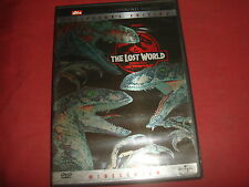 JURASSIC PARK : THE LOST WORLD Collector's Edition   Region 1 DVD USA