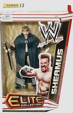 "WWE ELITE Collection Series # 13_King SHEAMUS 6 "" figure with Crown_Scepter_Robe"
