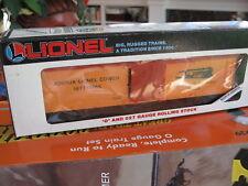 1992 Lionel 6-19528 Joshua Lionel Cowen Reefer L0106