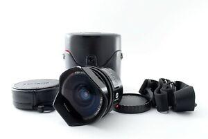Minolta AF 16mm F/2.8 FishEye Lens w/Case for Sony Excellent+++ MIJ Tested #7570