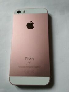 Apple iPhone SE (A1723) 32GB (Unlocked) GSM CDMA Smartphone - Rose Gold