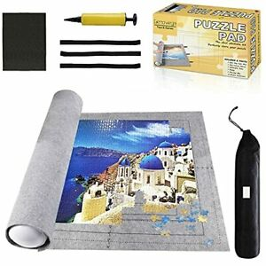 Jigsaw Puzzle Mat Roll Up - 2000 Pieces, 1500, 1000 Pieces Saver Large Puzzles