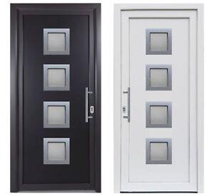 kuporta Kunststoff HAUSTÜR Außentür Eingangstür Kellertür Nebeneingangstür Tür 2