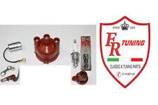 KIT RICAMBI SPINTEROGENO CON CANDELE CHAMPION FIAT 500 R/126