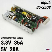 Industrial power supply Unit PSU 3.3v 35a 5v 20a nput 85-250v fuente de alimentación 150w Top