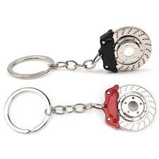 Truck Car Brake Auto Parts Creative Keyring Keychain Key Chain Ring Metal Gift J Fits Isuzu