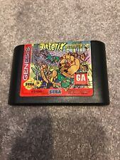 Asterix and the Great Rescue (Sega Genesis, 1994) Working Game Only
