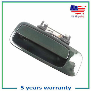 Rear Left Outside Door Handle For 00-2004 Toyota Avalon 6R1 Woodland Green Pearl