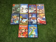 Walt Disney Classic DVD Bundle Collection set animation family cartoon kids X10