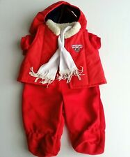 Teddy Ruxpin Adventure Outfit Red Flying Suit Worlds Of Wonder Vintage 1985 Wow