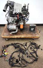 2.0 ABA Engine Motor Swap VW Jetta Golf GTI Cabrio MK1 MK2 MK3 w/ ECU & Wiring