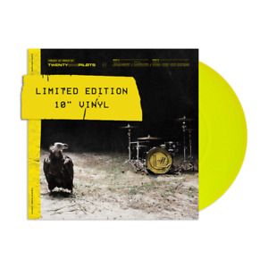 """Twenty One 21 Pilots Trench Triplet Exclusive Limited Yellow 10"""" Vinyl LP VGNM"""