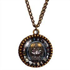 Creepypasta CREEPY PASTA TICCI TOBY Necklace Jewelry Pendant Cosplay Men