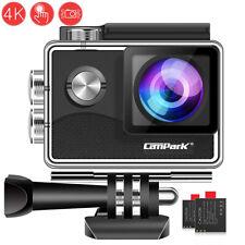 Campark X20 4K Action Camera - Black