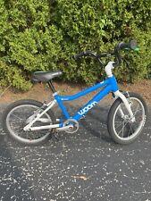 "Woom 3 16"" Kids Bike - Sky Blue"
