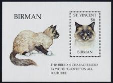 St Vincent 2155 MNH Animals, Cats