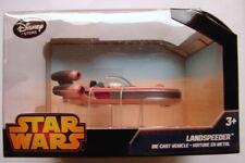 Star Wars Disney store  Landspeeder Die cast vehicle  ANH    MIB      1218