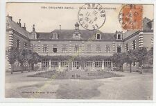 CPA 72190 COULAINES Ecole Normale d'Institutrices Edit DOLBEAU ca1929