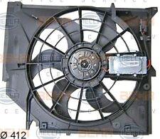 HELLA 8EW 351 038-391 FAN RADIATOR FITS BMW 3 (E46) GENUINE OEM WHOLESALE PRICE