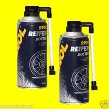 2x 450ml Reifendicht Reifenpilot Schnell Reparatur Pannenhilfe Reifendichtmittel