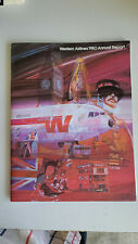 1980 Western Airlines Annual Report WAL and Proxy