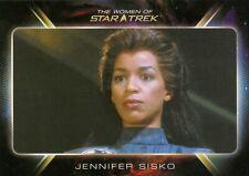 New listing Jennifer Sisko (Felecia M. Bell) on 2010 Women of Star Trek Card #62