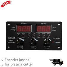 Display Panel Withencoder Knobs F Plasma Torch Height Control Cnc Plasma Cutter