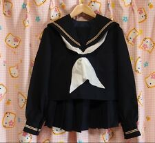 ^_^ Japanese SchoolGirl Uniform Winter ! Good Condition. E08