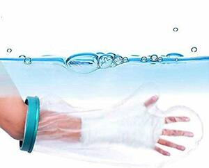 Waterproof Arm Cast Cover for Shower Bath - Reusable Cast Protector Cast Bag ...